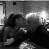 Ariana Grande Celebrates Nans 90th Birthday Instagram Megan Fisher Freelance Journalist